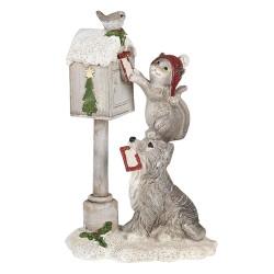 Clayre & Eef Statue...
