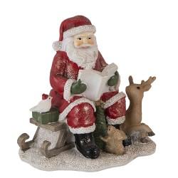 Décoration Père Noël avec...