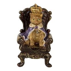 Clayre & Eef Piggy Bank Cat...