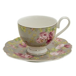 Clayre & Eef Cup and Saucer...