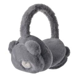 Earmuffs | 13 cm | Grey |...