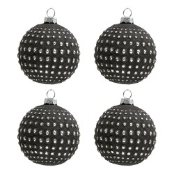 Clayre & Eef Set di palline...