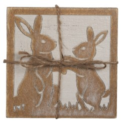 Clayre & Eef Coasters for...
