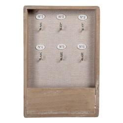 Boîte a clefs | 20*5*30 cm...