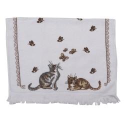 Clayre & Eef Guest Towel...