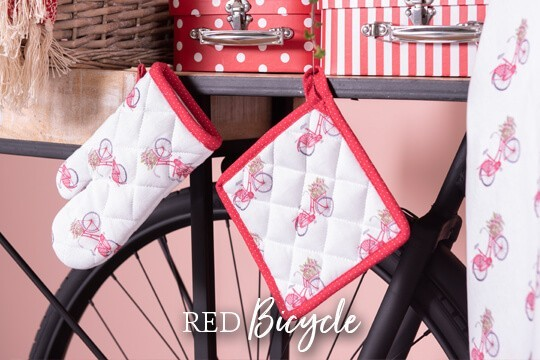 RBC Red bicycle