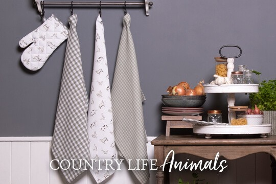 CLA Country Life Animals