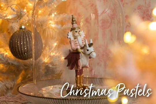 Christmas Pastels