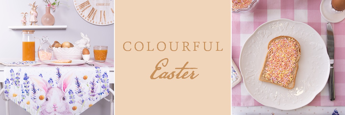 Colorful Easter