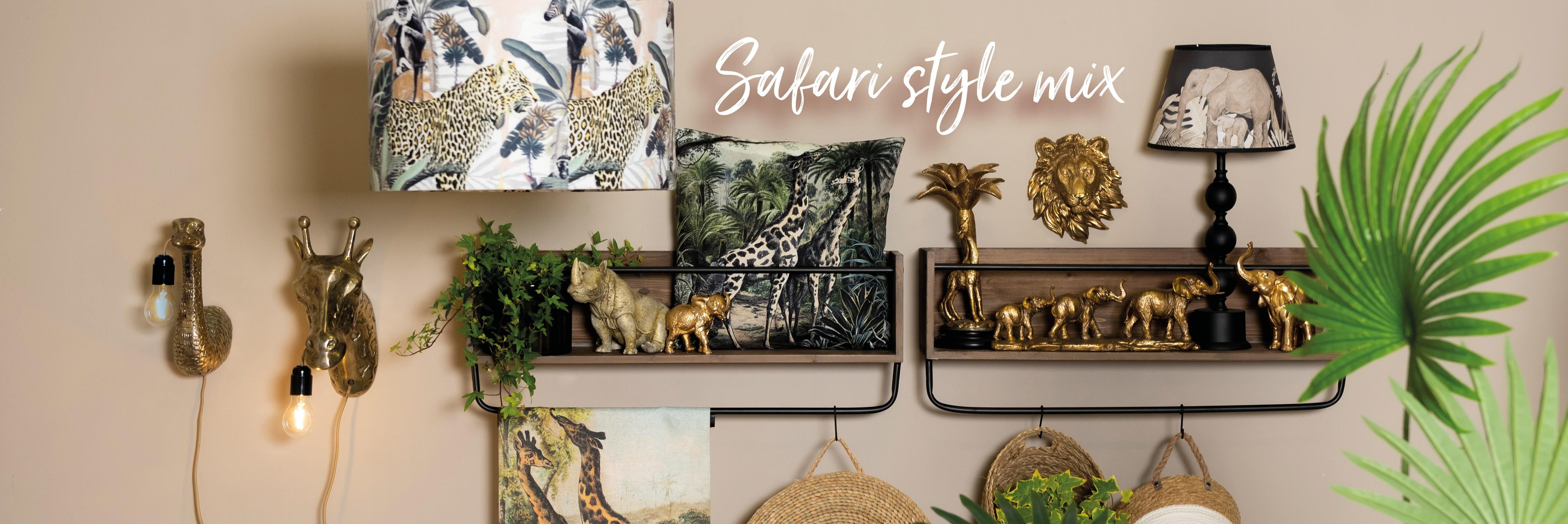 Safari style mix